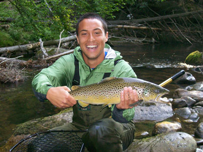 Asheville north carolina fly fishing guides on the south for Davidson river fly fishing