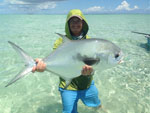fly fishing guides on Crooked Island