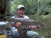 Asheville North Carolina fly fishing guides
