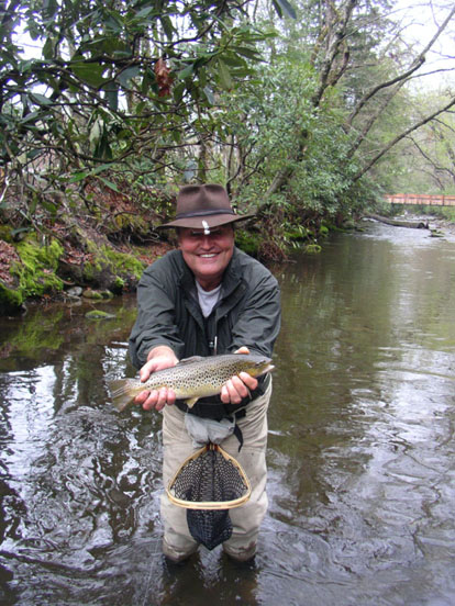 Asheville north carolina fly fishing guides on the south for Fishing in asheville nc