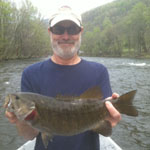 smallmouth bass fishing in Tennessee