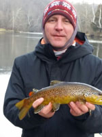 fy fishing guides on the South Holston River
