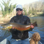 South Holston River fly fishing guides