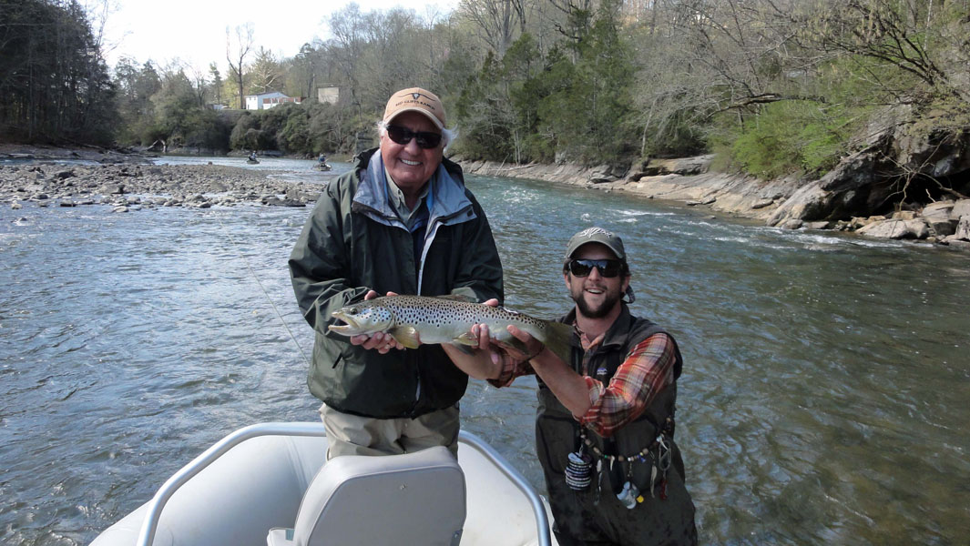 South holston river fly fishing photo gallery and slideshow for South holston river fishing report