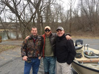 Asheville fly fishing guides on the Watauga River