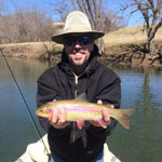 South Holston River fly fishing guides from Asheville NC