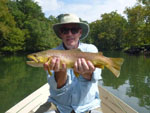 Watauga River fly fishing guides