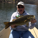 fly fishing guides for smallmouth bass