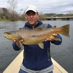 fly fishing guides on the South Holston River