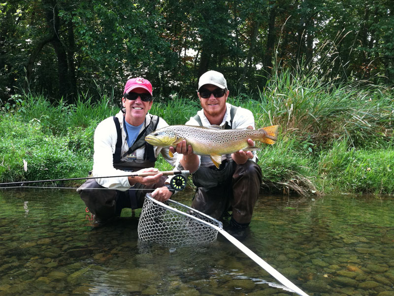 south holston river fly fishing report includes stream