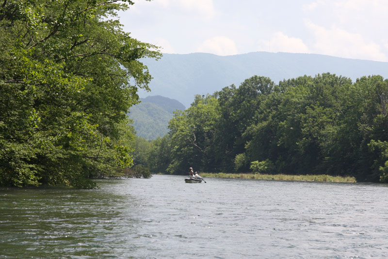 Dave Acker South Holston River Fly Fishing